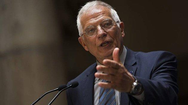 Глава дипломатии ЕС обсудил в США конфликт в Украине
