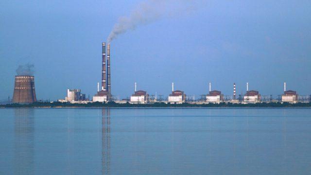 Энергоблок №2 Запорожской АЭС подключен к энергосистеме
