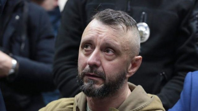 Антоненко (Riffmaster) освобожден из-под стражи