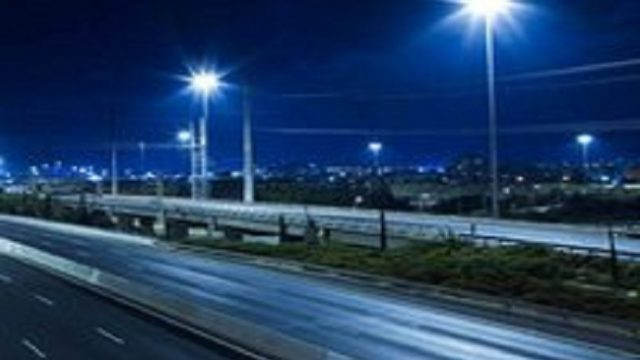 На «Запорожстали» реализован проект современного уличного освещения