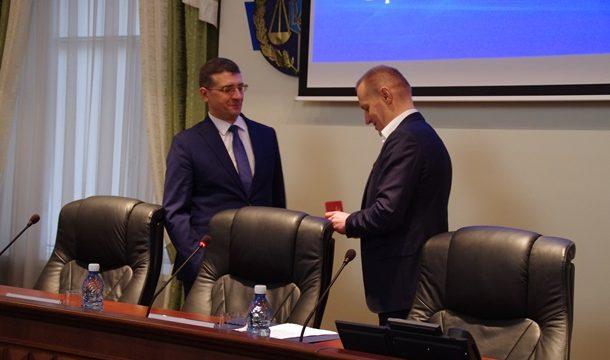 В Черкасской области новый прокурор