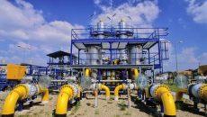 Украина увеличила импорт газа