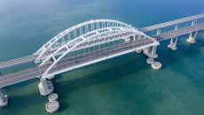 США осудили запуск ж/д сообщения по Керченскому мосту