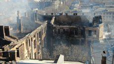 На руинах Одесского колледжа завершена поисковая операция