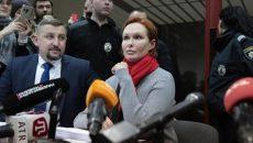 Суд оставил Юлию Кузьменко под стражей