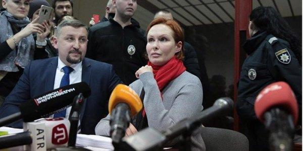 Суд оставил под арестом подозреваемую в убийстве Шеремета