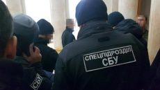 В офисе Медведчука проходят следственные действия