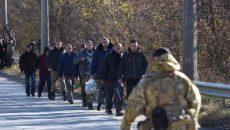 На Донбассе начался очередной этап взаимного освобождения удерживаемых лиц