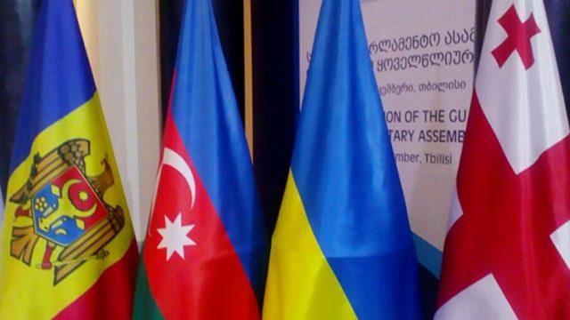 Президент предлагает активизировать работу ГУАМ