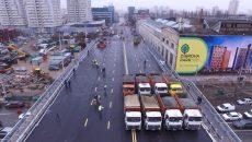 Кличко испытал Шулявский путепровод