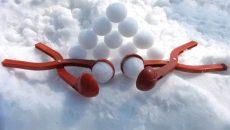 Город в США снимет запрет на игру в снежки