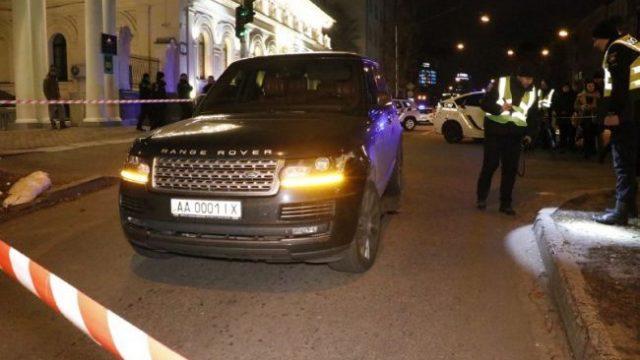 Убийство сына депутата: полиция задержала подозреваемых