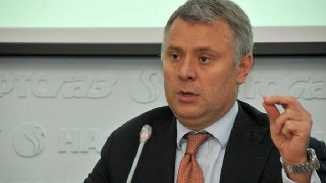 Витренко прокомментировал снижение объемов транзита газа через ГТС Украины