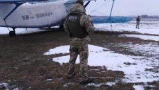 На Закарпатье задержан самолет контрабандистов