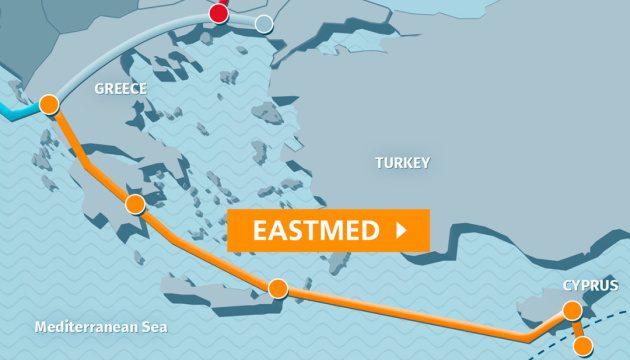 Греция, Кипр и Израиль подписали соглашение о строительстве газопровода
