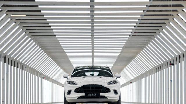 Aston Martin ожидает прибыль ниже прогнозируемой