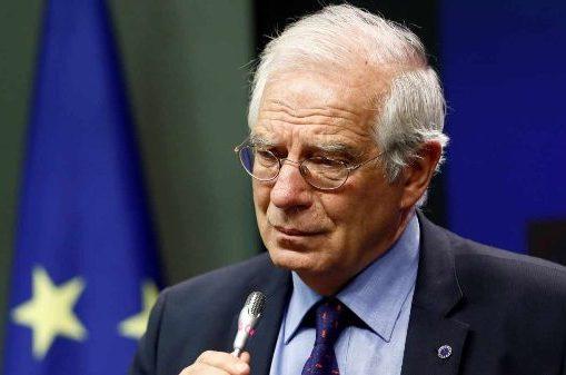 Боррель выразил солидарность ЕС с народом Турции