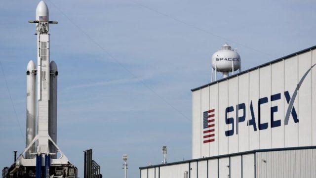 SpaceX отменила запуск ракеты с группой интернет-спутников Starlink