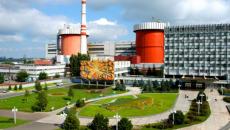 Южно-Украинская АЭС отключила третий блок