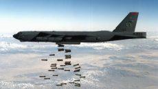 США начали размещать бомбардировщики в Индийском океане