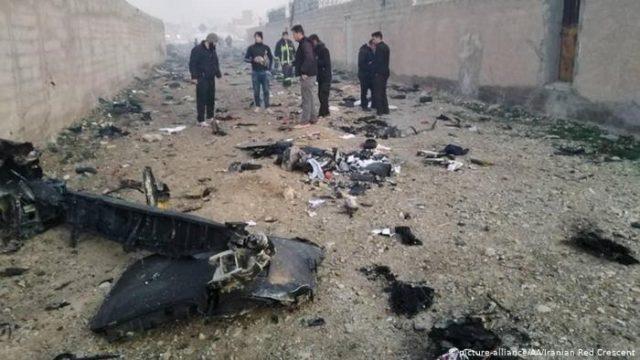Иран предложил семьям украинцев, погибших в авиакатастрофе компенсацию $80 тыс