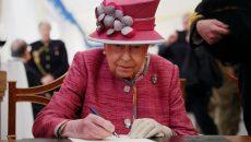Британская королева планирует встретится с Байденом