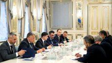Зеленский встретился с представителем президента Ирана