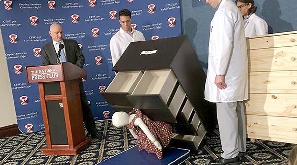 IKEA выплатит $46 млн компенсации семье погибшего ребенка