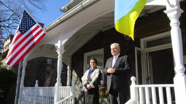 В Филадельфии открылось почетное консульство Украины