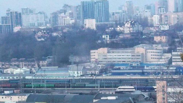 Новый поезд КВСЗ сломался по пути в Борисполь
