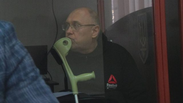 Суд оставил подозреваемого в деле Гандзюк под стражей
