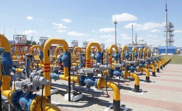 В украинских хранилищах находится рекордное количество газа