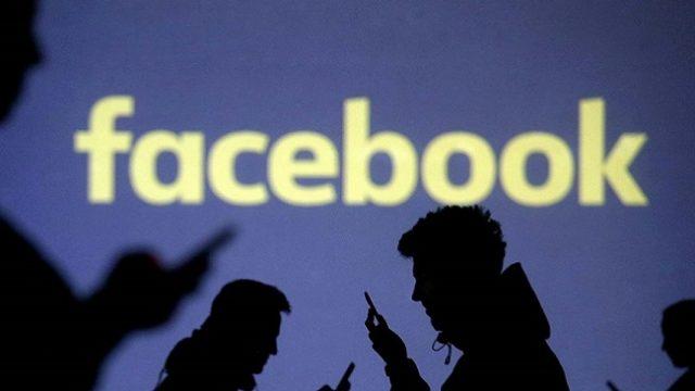 Facebook удалил три сети учетных записей с признаками