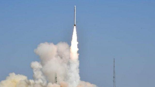 Ракета Arian V успешно вывела на орбиту спутники связи