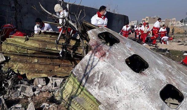 Киев настаивает на расшифровке в Украине черных ящиков сбитого самолета в Иране, - Рябошапка