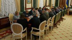 Зеленский провел совещание штаба по вопросам авиакатастрофы в Тегеране