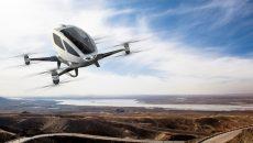 В Мининфраструктуры решили развивать авиатакси