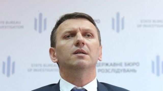 Экс-глава ГБР Труба подал иск в Верховный Суд