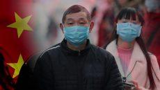 Число больных коронавирусом в Китае достигло 40,1 тыс. человек
