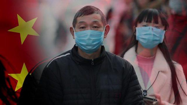За сутки в китайской провинции Хубэй выявлено более 1 тыс. больных новой пневмонией