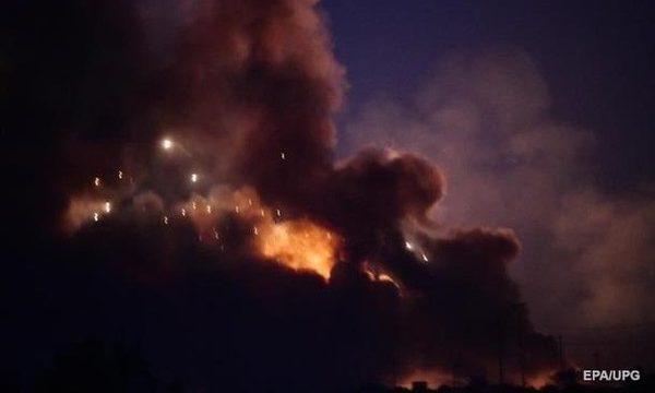Близ аэропорта Багдада прогремели взрывы