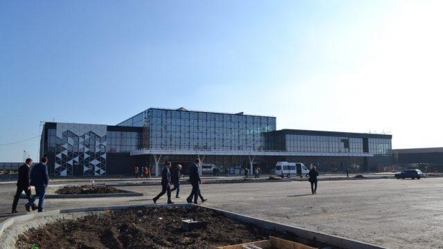 Укргазбанк выделил средства на новый терминал в аэропорту
