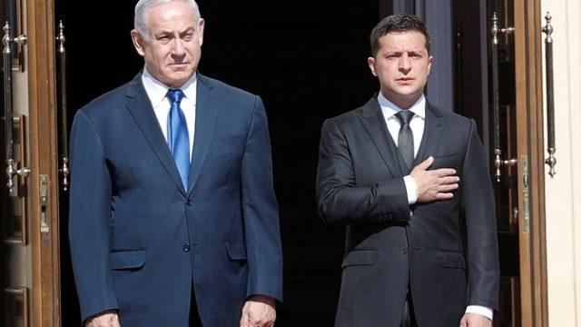 Зеленский проведет встречу с Нетаньяху