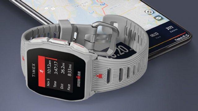 В США представили выносливые смарт-часы