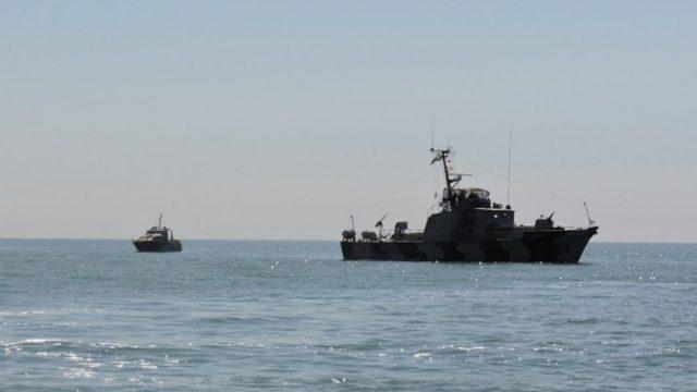 Украинских рыбаков арестовали в Крыму