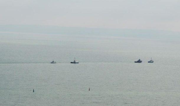 Прокуратура открыла дело по факту задержания в Азовском море украинского судна