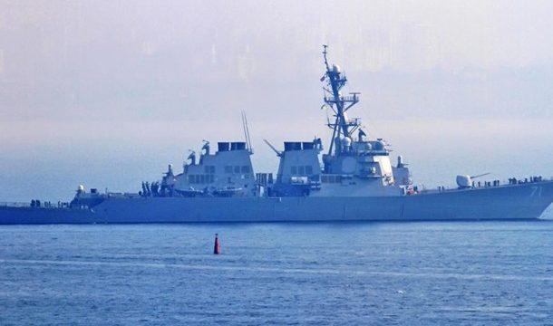 Американский эсминец зайдет в Черное море
