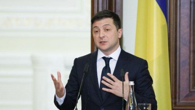 Зеленский не против «очищения» партии «Слуга народа»