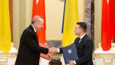Украина и Турция обновят предложения относительно ЗСТ