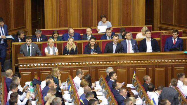 Кабмин обнародовал зарплаты министров за январь